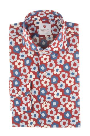 Cordone1956  - Shirt Limited Edition  Mod. Forte Dei Marmi  - Made by: Machine    - Type: casual   - Made In Italy