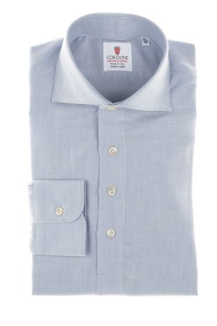 Cordone1956  - Shirt Polo Mod. Azure Cashmere Polo Shirt   - Made by: Handmade  - Type: business   - Made In Italy
