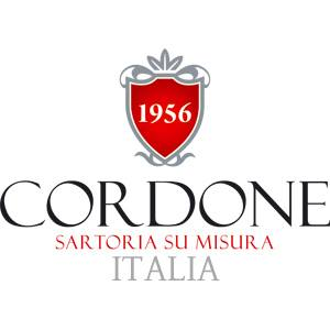Cordone1956  - Classic Shirt Mod. Cambridge Stripes Azure  - Made by: Machine   - Type: casual   - Made In Italy
