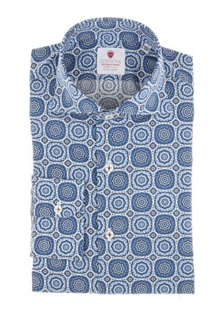 Cordone1956  - Shirt Limited Edition  Mod. Pantelleria   - Made by: Machine    - Type: casual   - Made In Italy