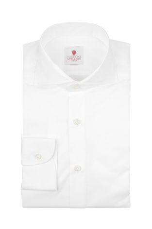 Cordone1956  - By-Hand Shirt   Mod. Golden Jubilee DJA 330/4  - Made by: Handmade  - Type: business   - Made In Italy