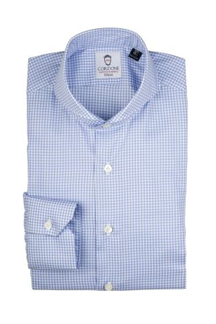Cordone1956  - Classic Shirt Mod. Oxford13  - Made by: Machine   - Type: casual   - Made In Italy
