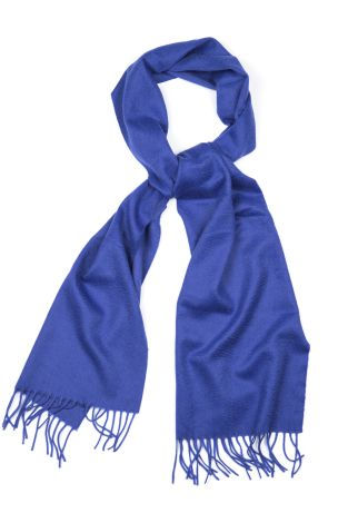 Cordone1956 - Scarf Mod. Scarves 34 - Fabric sable - Color blue