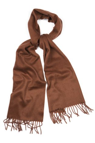 Cordone1956  - Scarf Mod. Scarves 38  - Fabric sable  - Color brick